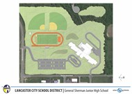 General Sherman JH Site Plan