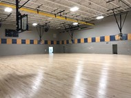 General Sherman gymnasium 5/15/2020