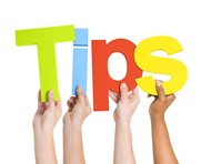 Tips (clipart)