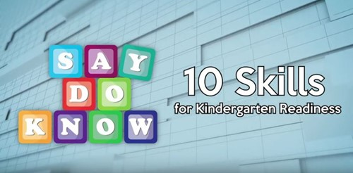 10 Skills for Kindergarten Readiness