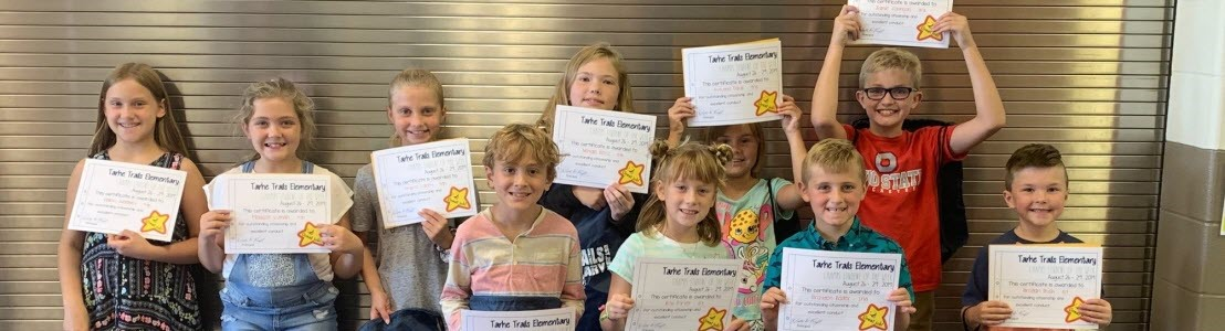 Tarhe Trails - Champions of the Week - August 2019
